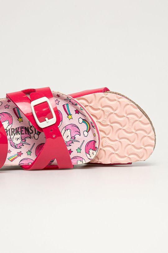 růžová Birkenstock - Dětské sandály Rio