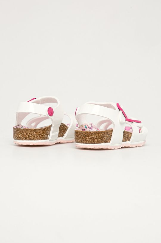 Birkenstock - Dětské sandály Rio  Svršek: Umělá hmota Vnitřek: Umělá hmota, Textilní materiál Podrážka: Umělá hmota