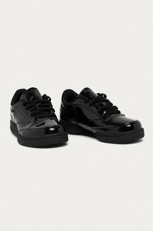 Reebok Classic - Detské topánky Club C čierna