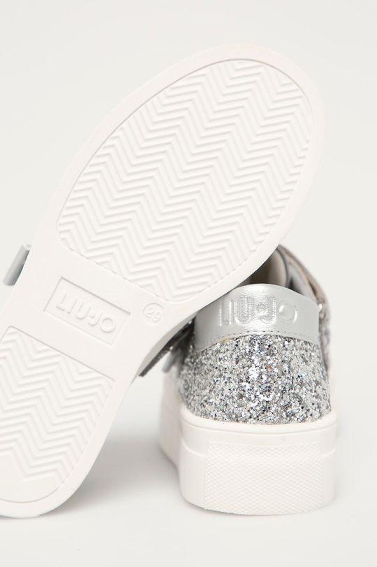 Liu Jo - Dětské boty  Svršek: Umělá hmota, Textilní materiál Vnitřek: Textilní materiál, Přírodní kůže Podrážka: Umělá hmota