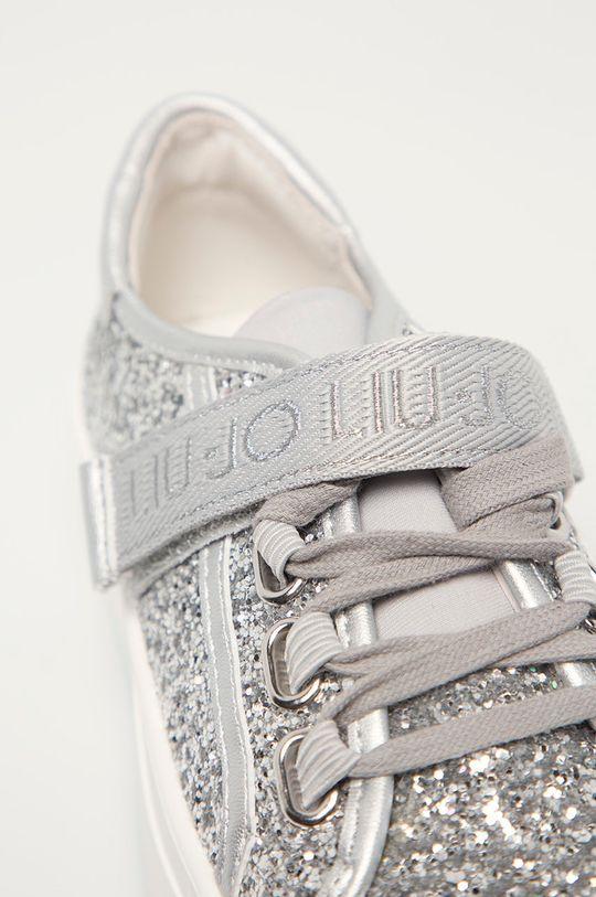 šedá Liu Jo - Dětské boty