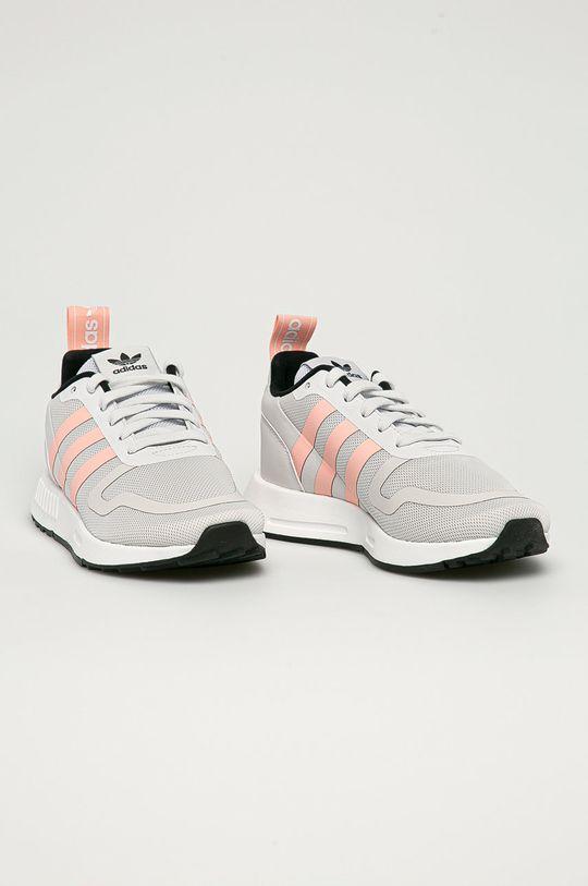 adidas Originals - Detské topánky Multix J svetlosivá