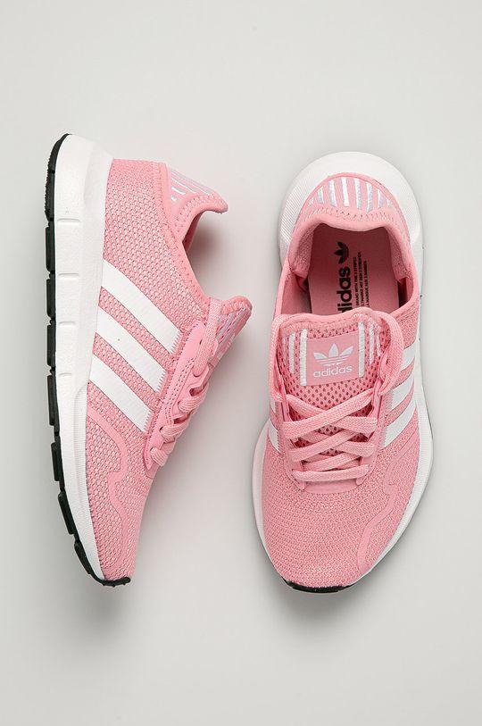 adidas Originals - Detské topánky Swift Run X J Dievčenský