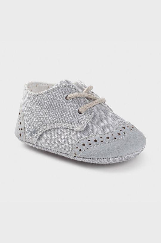 sivá Mayoral Newborn - Detské topánky Dievčenský