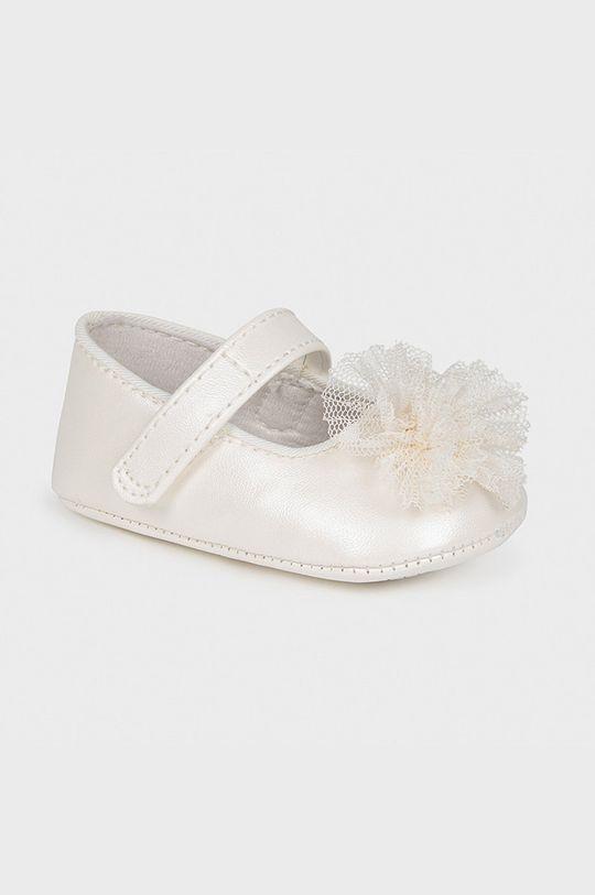 biela Mayoral Newborn - Detské balerínky Dievčenský