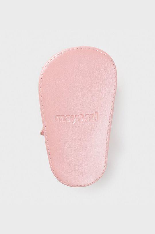 růžová Mayoral Newborn - Dětské sandály