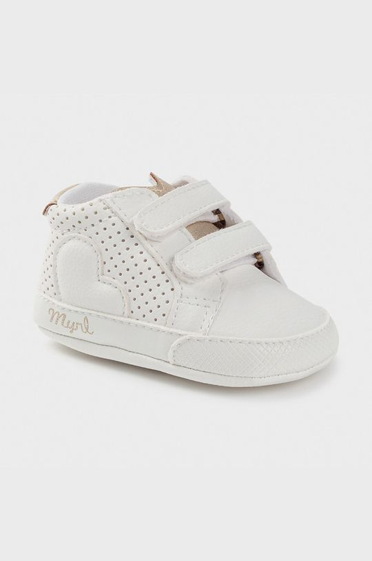 biela Mayoral Newborn - Detské topánky Dievčenský