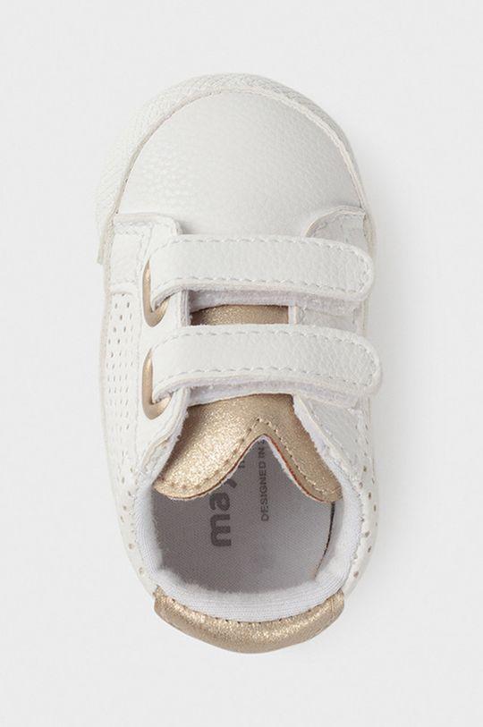 Mayoral Newborn - Detské topánky  Zvršok: 100% Polyuretán Vnútro: 100% Bavlna Podrážka: 100% Polyuretán
