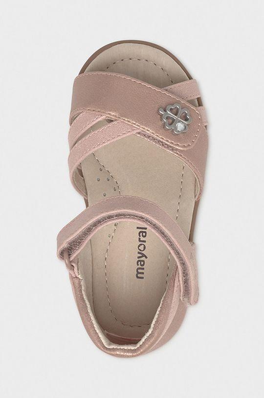 Mayoral - Dětské sandály  Svršek: 100% Polyuretan Podrážka: 100% Guma Vložka: 100% Přírodní kůže