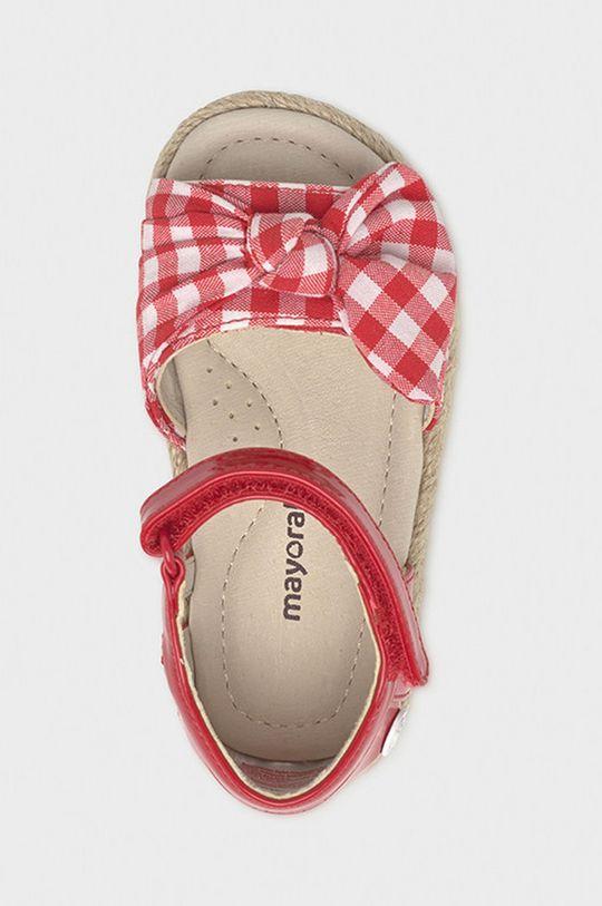 červená Mayoral - Detské sandále