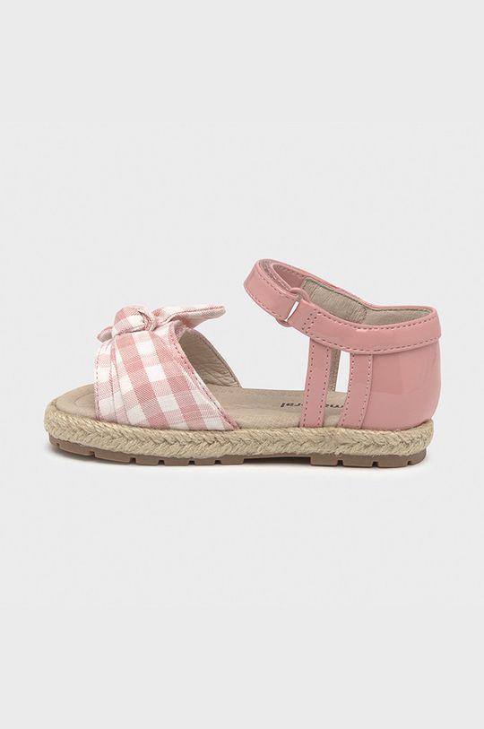Mayoral - Sandale copii roz
