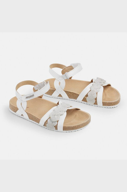 biela Mayoral - Detské sandále Dievčenský
