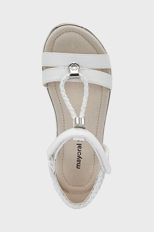 Mayoral - Detské sandále  Zvršok: Syntetická látka Podrážka: Termoplastická guma Vložka: Prírodná koža