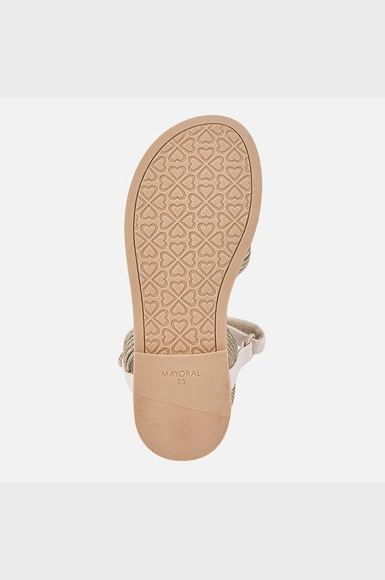 telová Mayoral - Detské sandále