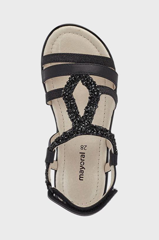 černá Mayoral - Dětské sandály