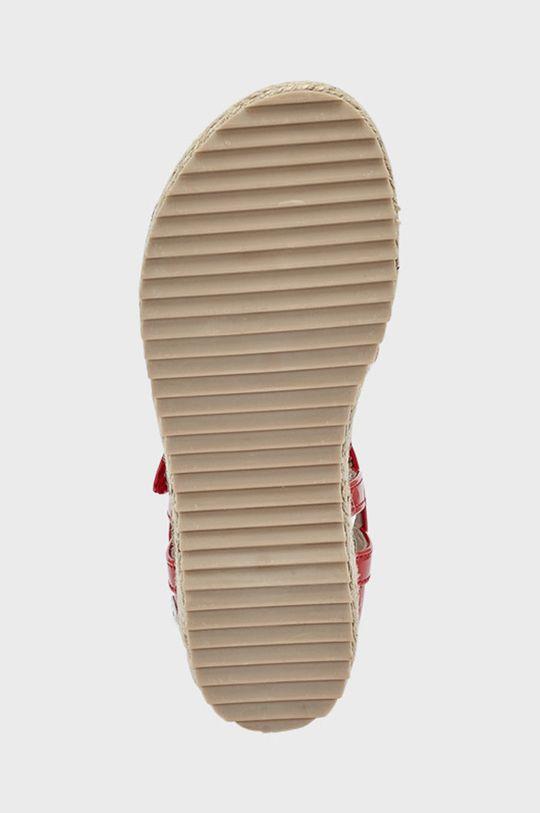 červená Mayoral - Dětské sandály