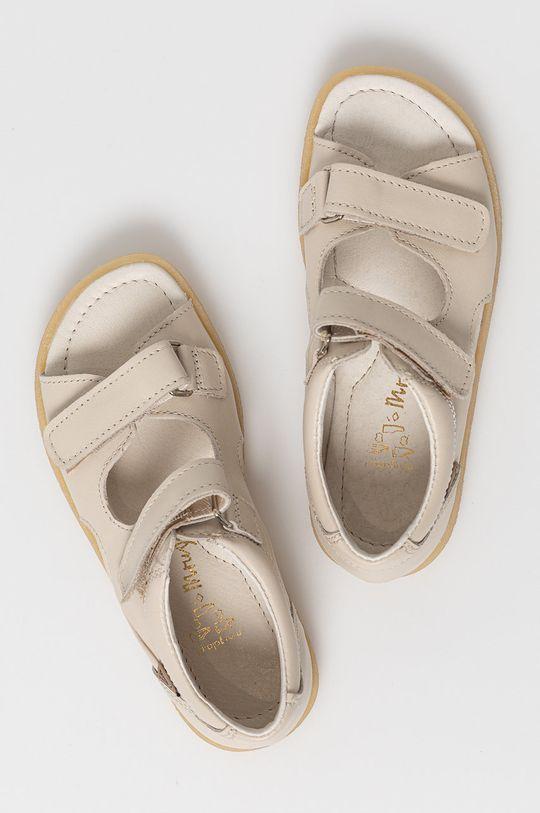 cielisty Mrugała - Sandały skórzane dziecięce