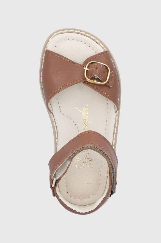 maro Mrugała - Sandale din piele pentru copii