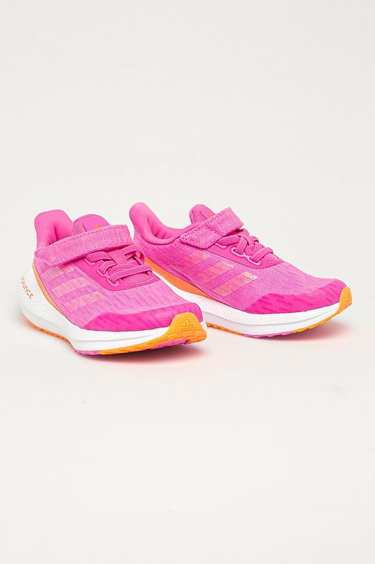 adidas Performance - Detské topánky Run fuksia