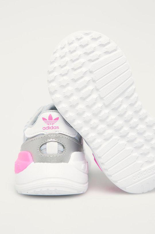 adidas Originals - Dětské boty La Trainer Lite  Svršek: Umělá hmota, Textilní materiál Vnitřek: Textilní materiál Podrážka: Umělá hmota