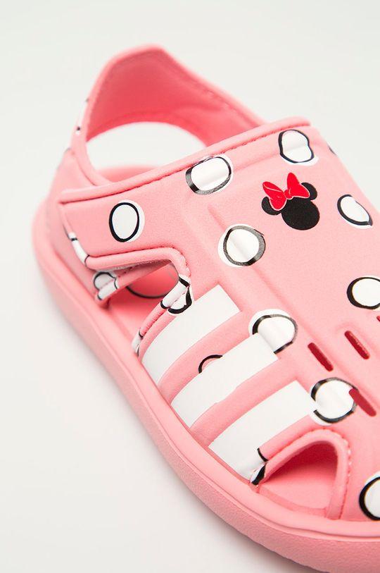 růžová adidas - Dětské sandály Water Sandal