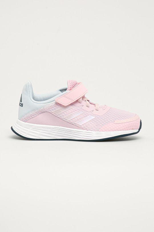 růžová adidas - Dětské boty Duramo Dívčí