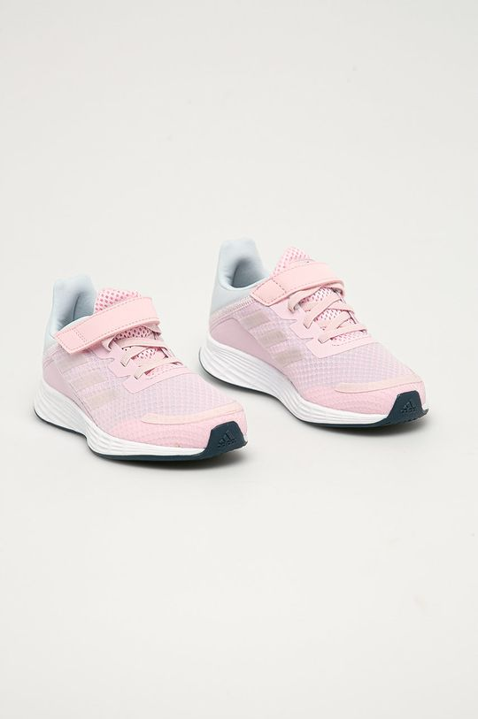 adidas - Dětské boty Duramo růžová