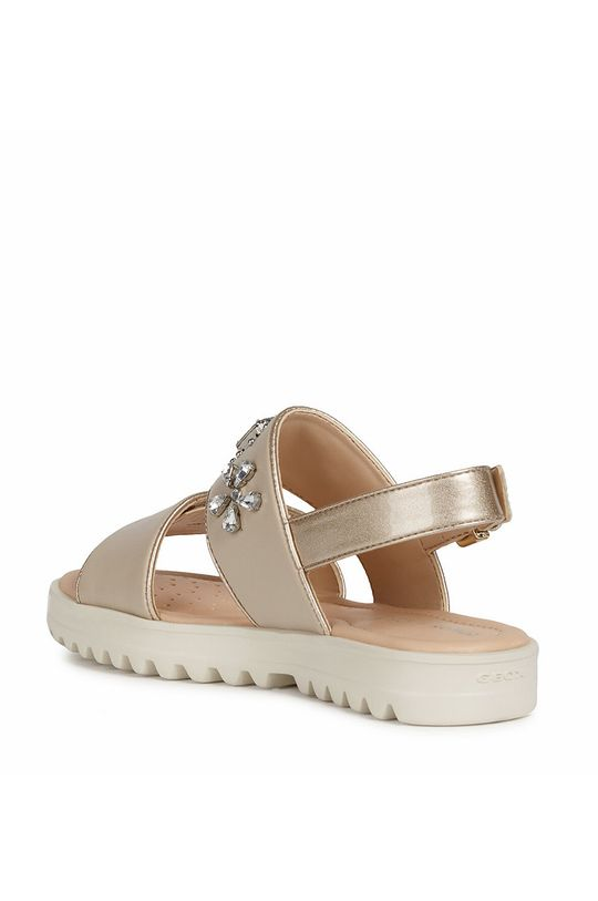 béžová Geox - Detské sandále