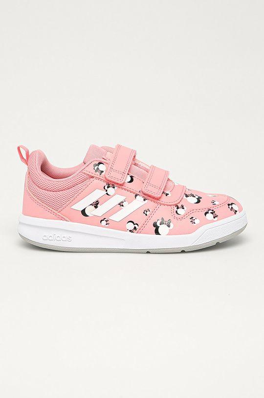 růžová adidas - Dětské boty Tensaur Dívčí