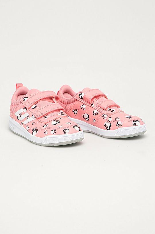 adidas - Dětské boty Tensaur růžová