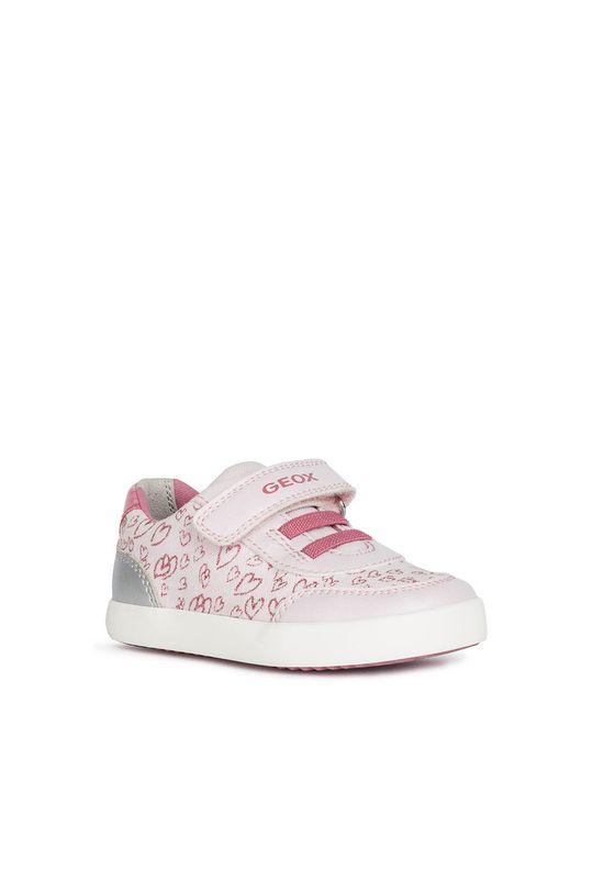 Geox - Dětské boty růžová