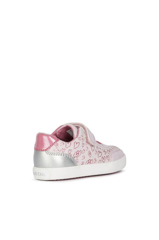 růžová Geox - Dětské boty