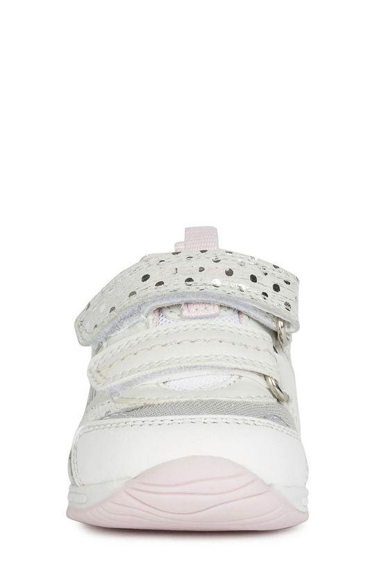 Geox - Dětské boty  Svršek: Textilní materiál, Přírodní kůže Podrážka: Umělá hmota Vložka: Přírodní kůže
