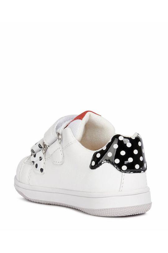 bílá Geox - Dětské boty