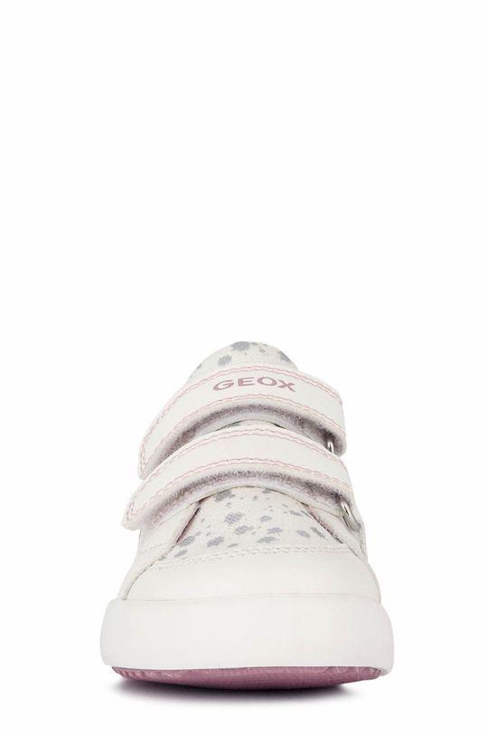 Geox - Dětské boty  Svršek: Umělá hmota, Textilní materiál Vnitřek: Umělá hmota, Textilní materiál Podrážka: Umělá hmota