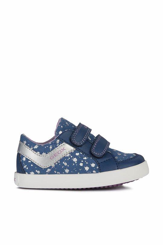 fialová Geox - Dětské boty Dívčí