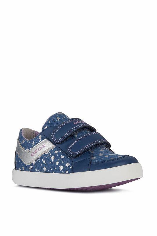 Geox - Dětské boty fialová