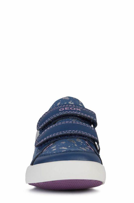 Geox - Dětské boty  Svršek: Umělá hmota, Textilní materiál Podrážka: Guma Vložka: Textilní materiál
