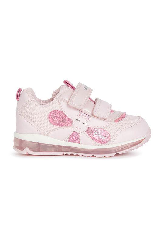 Geox - Buty dziecięce różowy