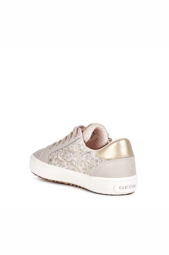 pastelová ružová Geox - Detské topánky