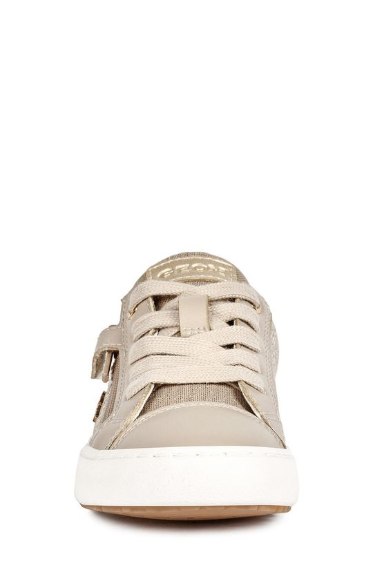 Geox - Pantofi copii  Gamba: Material textil, Piele naturala Talpa: Material sintetic Introduceti: Piele naturala