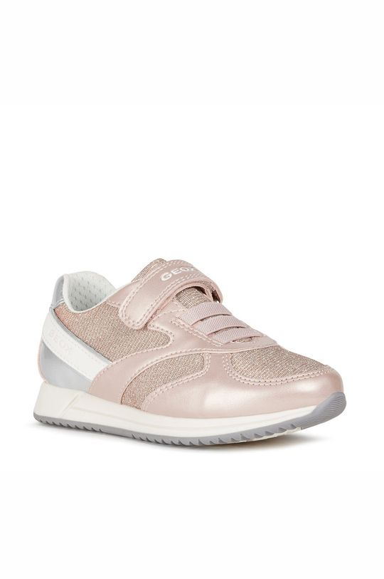 Geox - Dětské boty starorůžová