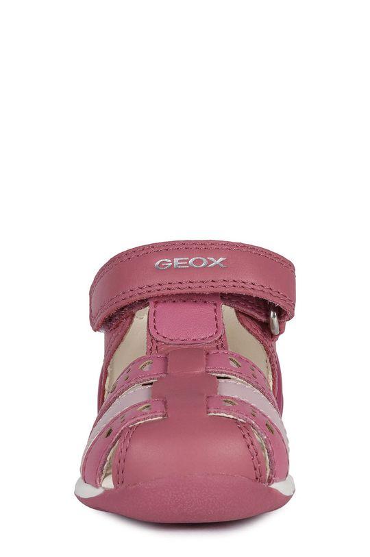 Geox - Sandały dziecięce Cholewka: Materiał syntetyczny, Materiał tekstylny, Wnętrze: Materiał tekstylny, Podeszwa: Materiał syntetyczny