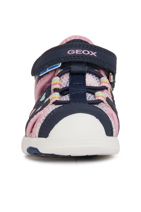 Geox - Sandały dziecięce Cholewka: Materiał syntetyczny, Materiał tekstylny, Podeszwa: Materiał syntetyczny, Wkładka: Materiał tekstylny