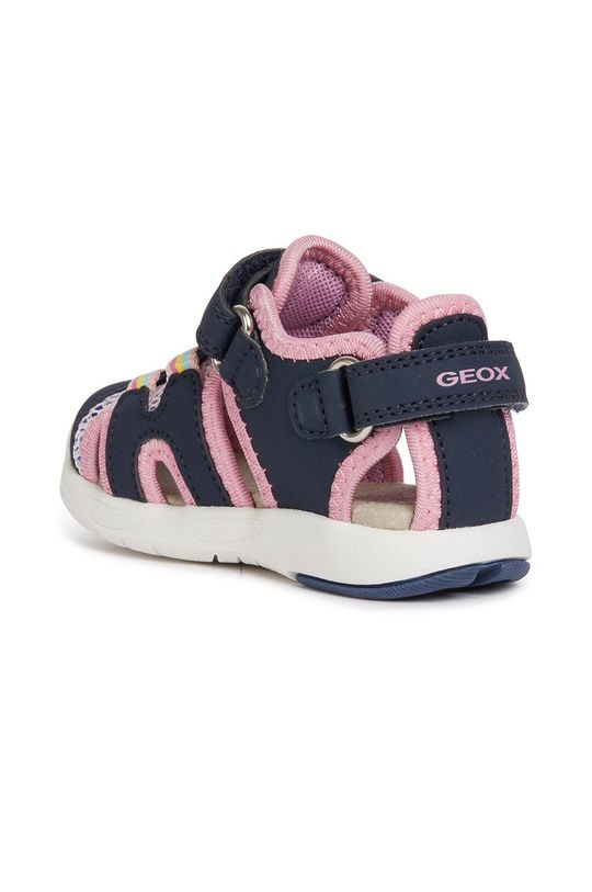 granatowy Geox - Sandały dziecięce