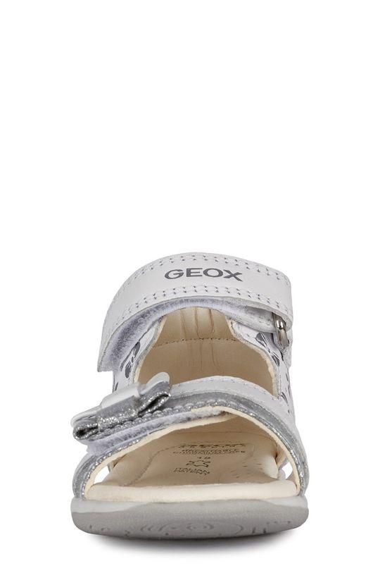 Geox - Sandały dziecięce Cholewka: Materiał syntetyczny, Skóra naturalna, Podeszwa: Materiał syntetyczny, Wkładka: Skóra naturalna