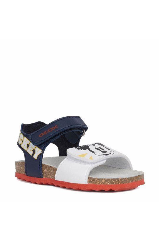 Geox - Dětské sandály námořnická modř