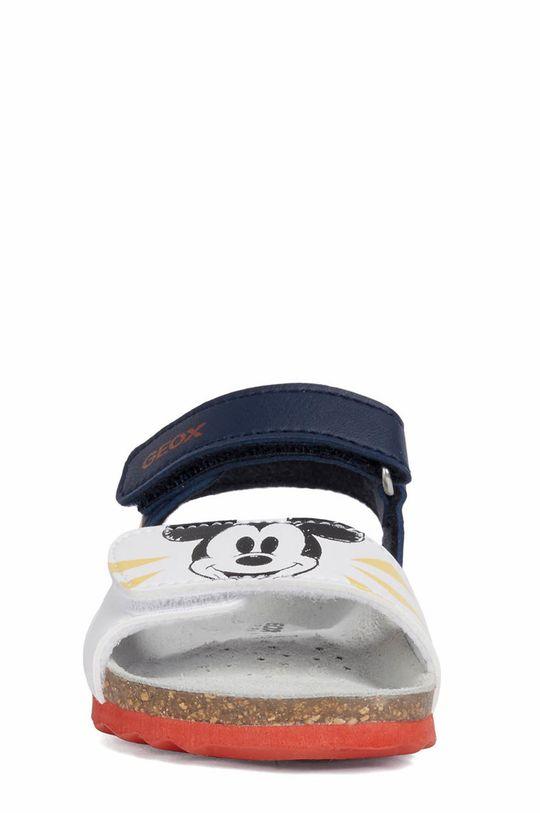 Geox - Dětské sandály  Svršek: Umělá hmota Podrážka: Umělá hmota Vložka: Přírodní kůže