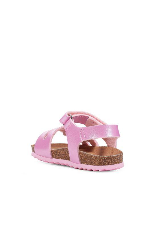 Geox - Dětské sandály  Svršek: Umělá hmota Vnitřek: Textilní materiál Podrážka: Umělá hmota
