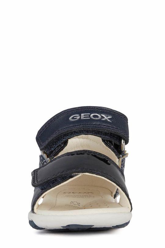 Geox - Dětské sandály  Svršek: Umělá hmota, Textilní materiál Podrážka: Umělá hmota Vložka: Přírodní kůže